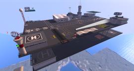 Deepness Airfield, looking NE (12-14)