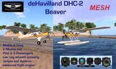 DHC-2 Beaver Promo (S&W)