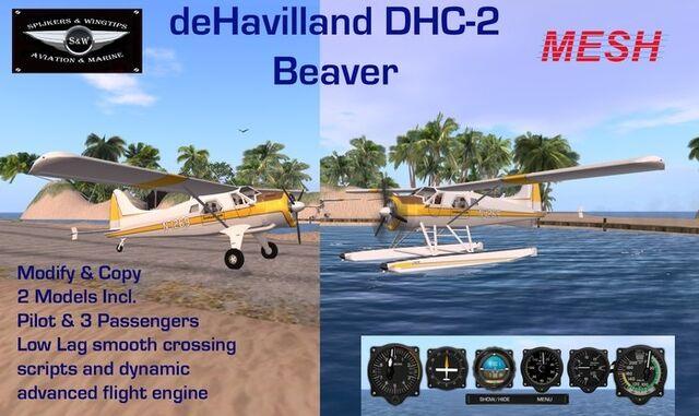 File:DHC-2 Beaver Promo (S&W).jpg
