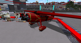 Lockheed Vega (DSA) 1