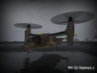 CV-22B Osprey (AMOK) 1.1