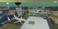 Zoe Airfield