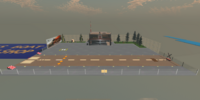 Full Moon Airport