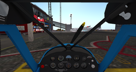 Mouse-look PA-18 cockpit (07-14)