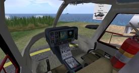 Bell 407 JetRanger (S&W) 2