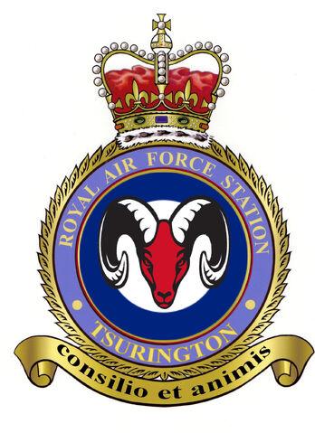 File:RAF Tsurington Station Badge.jpg