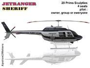 Bell 206 JetRanger Sherriff (Apolon) Promo