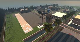 Bowdoin Municipal Airfield