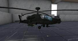 AH-64D Apache (AMOK) 1