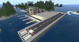SICG HQ, Bancs Ferrari Isle, looking NW (01-15)