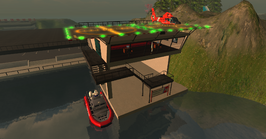 SLCG Substation Sletta
