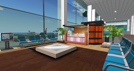 Lounge Area, AIA (03-14)