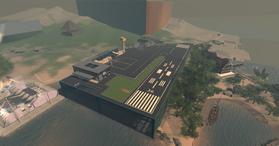Slapdoogle International Airport