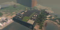 Slapdoogle International Airport