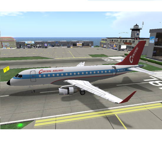 File:1 Embraer 170 takeing off from Hollywood.png