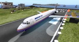Boeing 717-200 (Coltercraft) 1