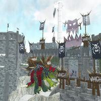 Ziost now belongs to da orks!