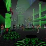 Cannabis Cathedral party 04