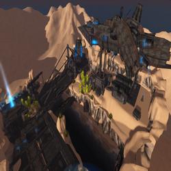 - Coercion - Trans-Oasis Mining Facility -