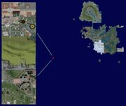 CDS Territory Map November 2007