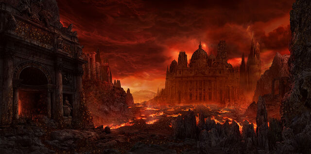 File:1400x696 13415 Hell 2d horror hell fantasy architecture lava picture image digital art.jpg