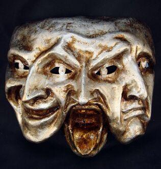 Masks Trifaccia