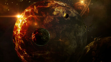 Pillars of creation by roald92-d5qi5on