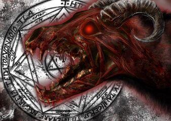 Hellhound by shewolf294-d4r6xwj