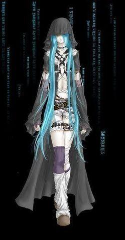 File:Cloaked Girl Walking by Angelic Hielia.jpg