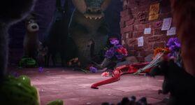 Viper death