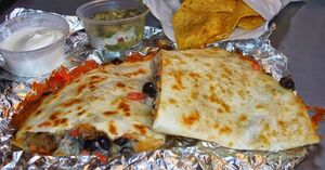 Chipotle-burritodilla