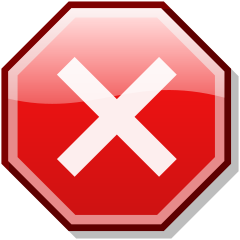 File:240px-Stop x nuvola svg.png