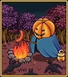 Lantern jack card