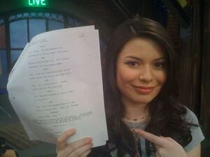 ICarly Script