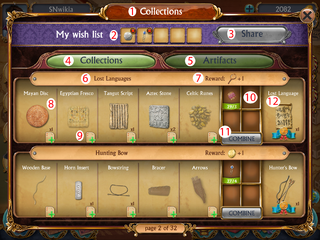 Collections page 2 of 32
