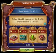Festive Fun May 2017