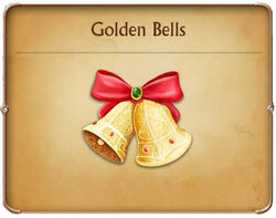 Keys GoldenBells