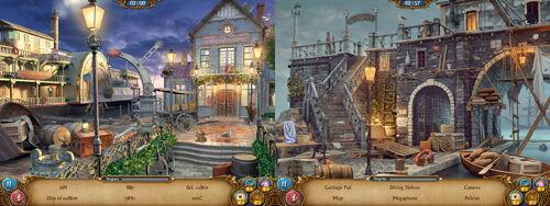 Docks changes Valentines update