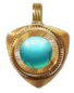 Collection Fixer Pendant Turquoise