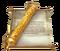 King's Scroll Talisman