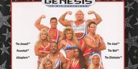 American Gladiators (video game)
