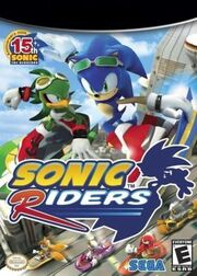 264px-Sonic riders
