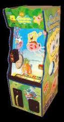 SpongeBob Arcade Game