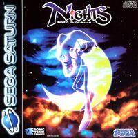 Nights into Dreams (E) Front