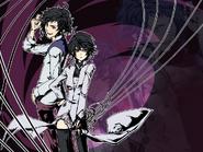 Joshua and Jita manga colored