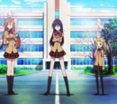 Ousai Academy Student Council Rules