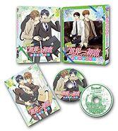 Anime movie DVD set