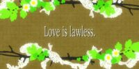 Love Is Lawless
