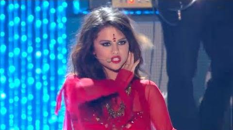 Selena Gomez - Come & Get It, Live on the MTV Movie Awards
