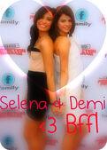 Selena Gomez, Demi Lovato